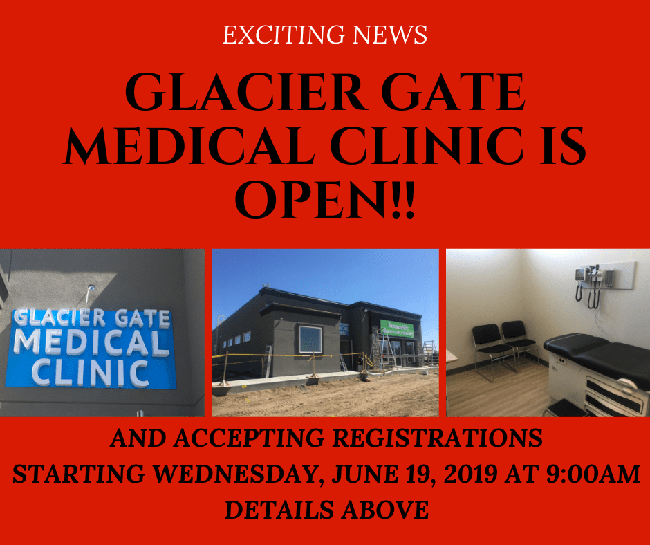 Clinic Now Open
